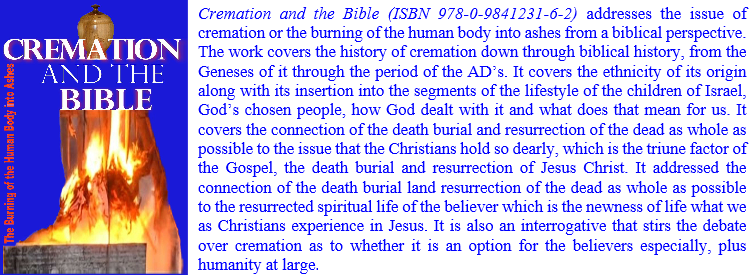 Cremation and the Bible