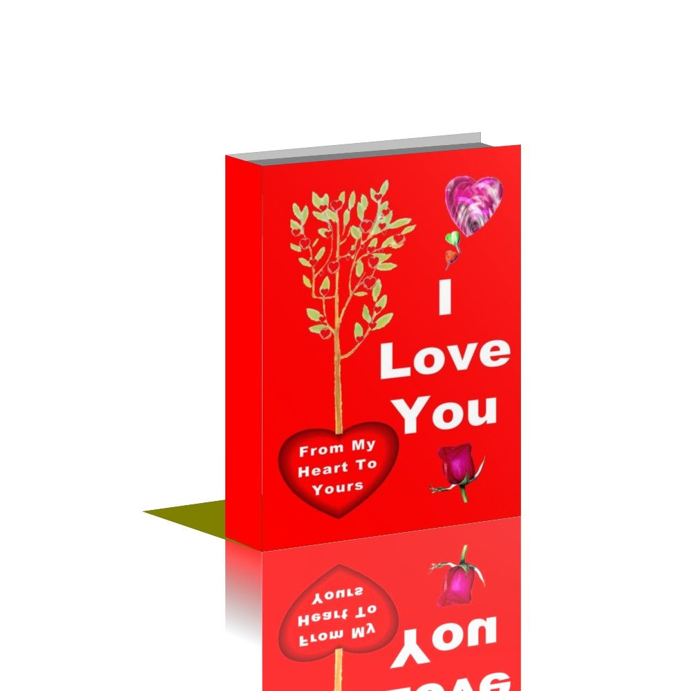 I Love You Book: From my heart to yours