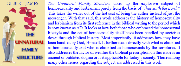 The Unnatural Family Structure